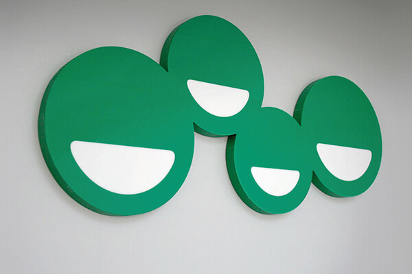 Logo & Website für Zahnarztpraxis